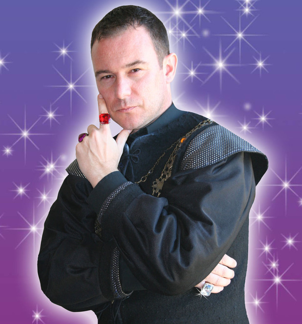 Andrew Lancel as Carabose