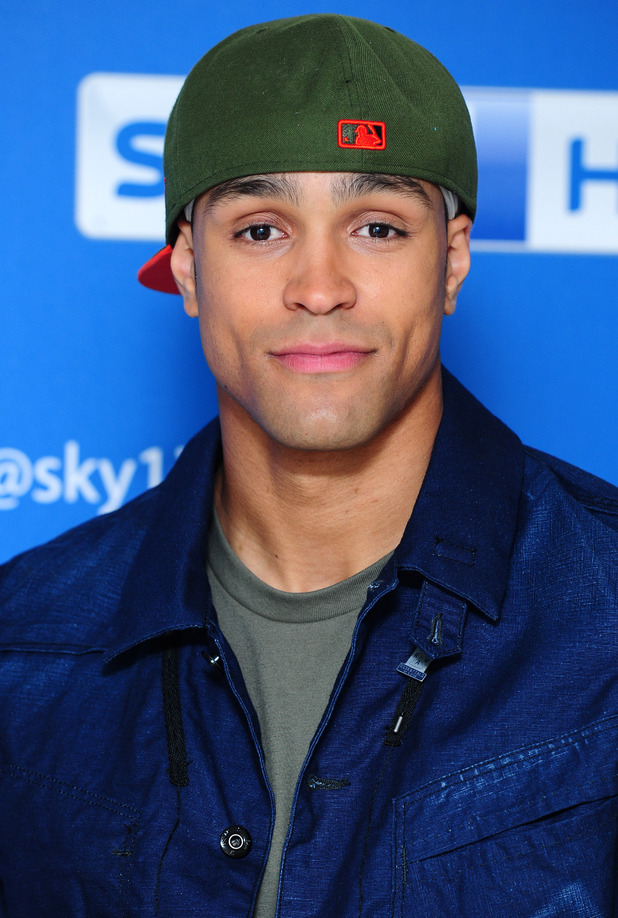 Ashley Banjo attending the Sky1 HD Summer/Autumn launch at the Soho Hotel, London.