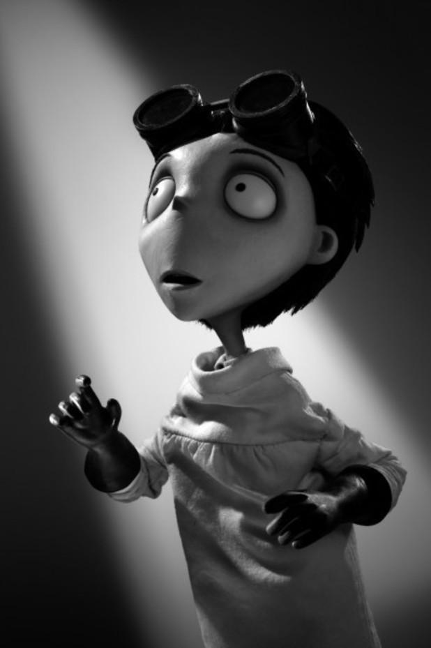Frankenweenie - Character portraits