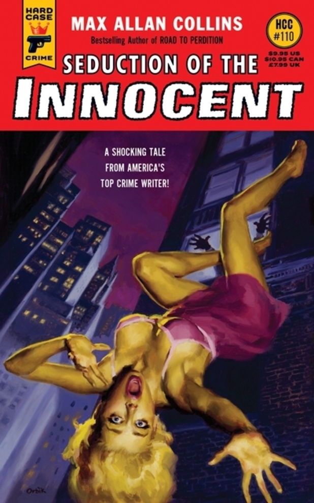 'Seduction of the Innocent' cover