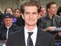 Andrew Garfield: 'Spider-Man intimidating'