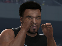 Mike Tyson in 'WWE 13'