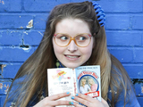 Jessie Cave in Bookworm