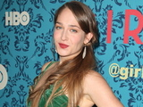 Jemima Kirke The New York Premiere of HBO&#39;s new series, &#39;Girls&#39;, at the SVA Theater.