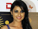 Parineeti Chopra says she's not competitive with other young stars.