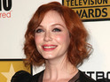 "Christina Hendricks calls her Mad Men co-star Jared Harris a ""wonderful friend""."