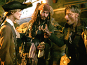 Johnny Depp is set to return as Jack Sparrow for the fifth entry in franchise.
