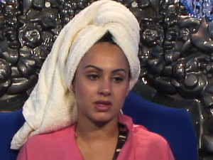 Big Brother 2012 - Day 21: Deana in the Diary Room