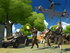 'Battlefield Heroes' screenshot