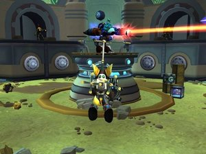 &#39;The Ratchet & Clank Trilogy: Classics HD&#39; screenshot