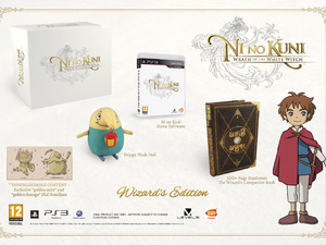 Ni No Kuni: Wrath of the White Witch - Wizard's Edition