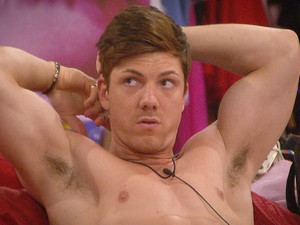 Big Brother 2012 - Day 21: Luke S
