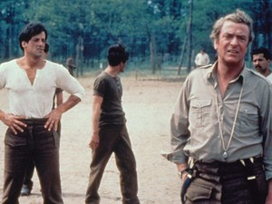 Victory (Escape To Victory), Sylvester Stallone, Michael Caine