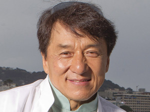 Jackie Chan at the Cannes Film Festival 2012