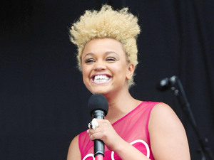 Gemma Cairney, Hackney Weekend, 2012