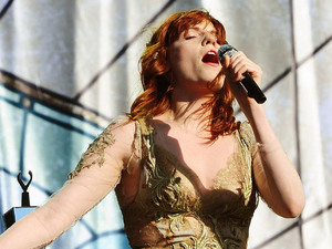 Florence Welch, Hackney Weekend 2012