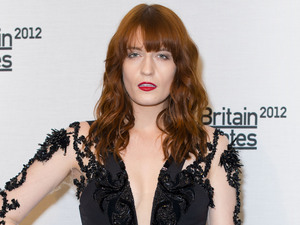 Florence Welch, Britain Creates 2012 