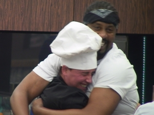 Big Brother Day 26: Luke A and Adam win.