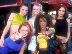 Spice Girls, Wannabe, 1996