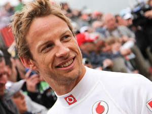 Goodwood Festival of Speed: Jenson Button