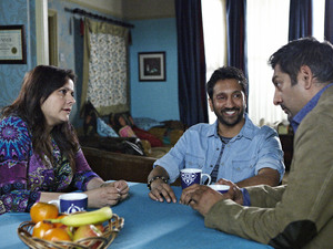 Masood and Zainab decide to tell AJ the whole truth about what happened with Yusef.