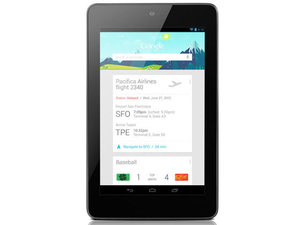 Google&#39;s Nexus 7 tablet