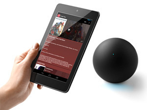 Google Nexus Q media player