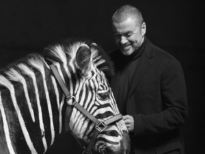 George Michael &#39;White Light&#39; video still