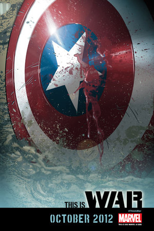 &#39;This is War&#39; teaser: Captain America