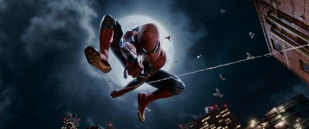 The Amazing Spider-Man final shot