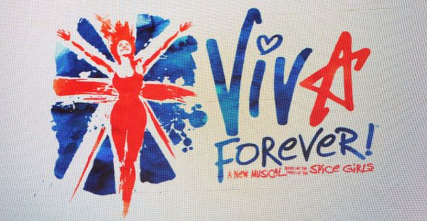A graphic at the 'Viva Forever' launch