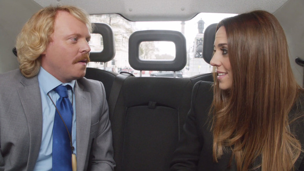 'Keith Lemon: The Film' trailer: Mel C