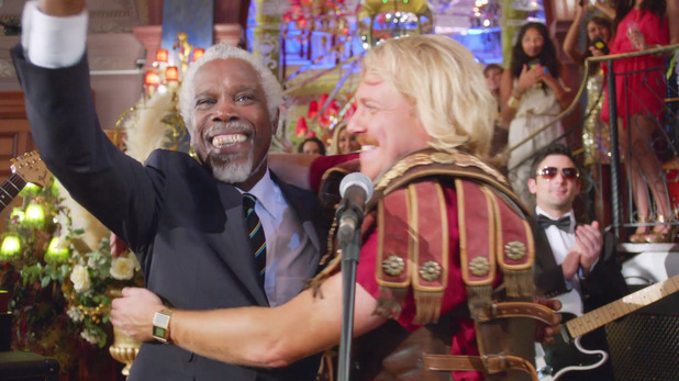 Keith Lemon: The Film Billy Ocean