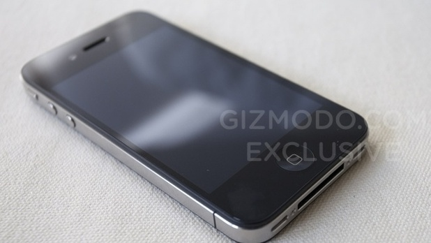 Gizmodo iPhone 4 leak