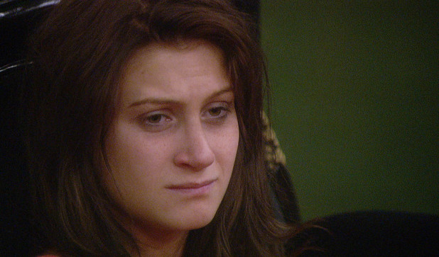 Big Brother 2012 - Day 21: Ashleigh