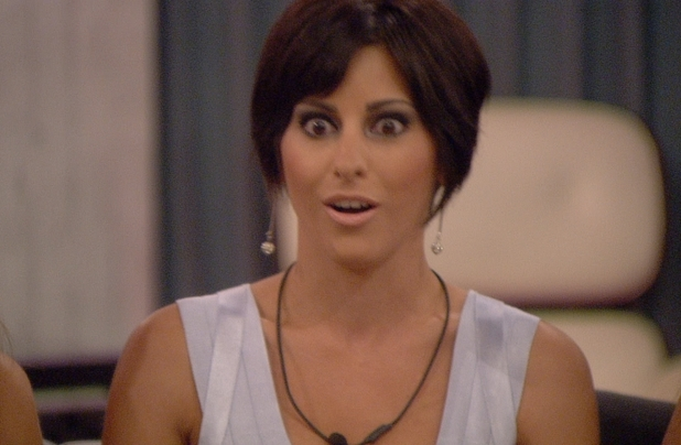 Big Brother Day 25: Lydia is evicted.