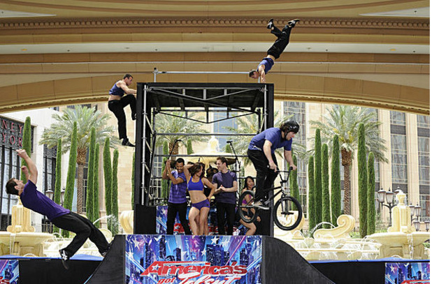 America's Got Talent S07E11: Vegas Week
