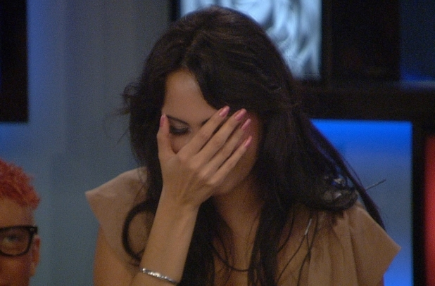 Big Brother Day 25: Deana is embarrassed when it's revealed she's broken rules.