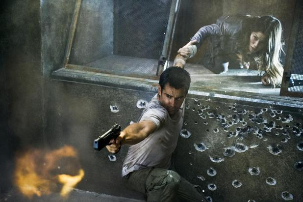 Total Recall, Colin Farrell