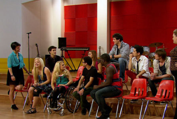 The Glee Project S02E04: 'Sexuality'