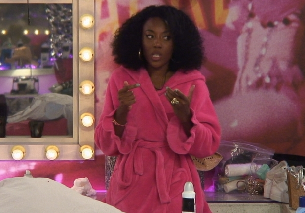 Big Brother Day 25: Shievonne talking about two faced people.
