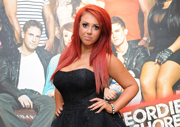 Geordie Shore's Holly Hagan