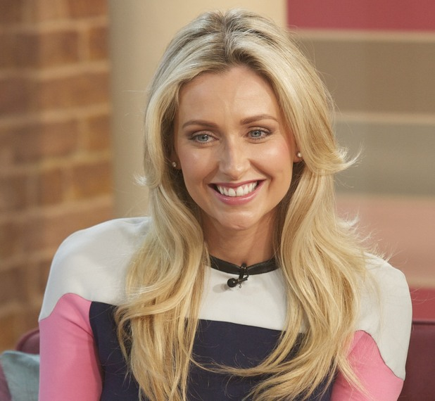 Gemma Merna appears on 'This Morning'