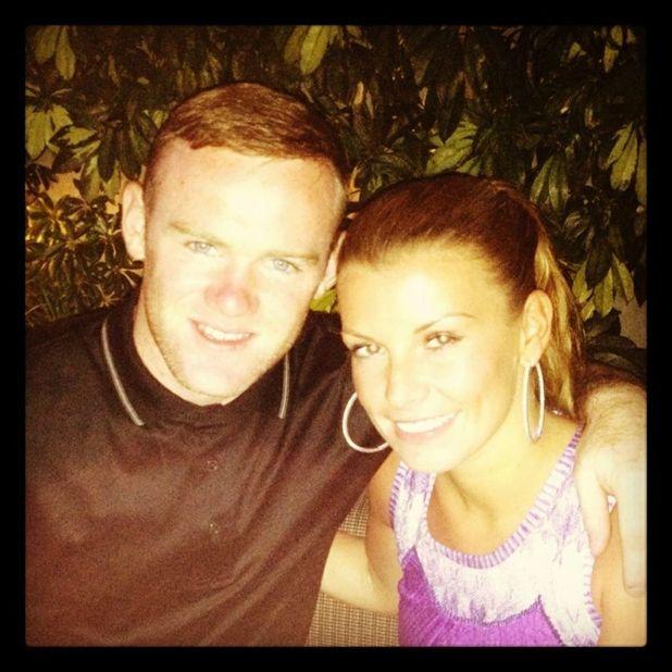 Wayne Rooney, Coleen Rooney, twitter