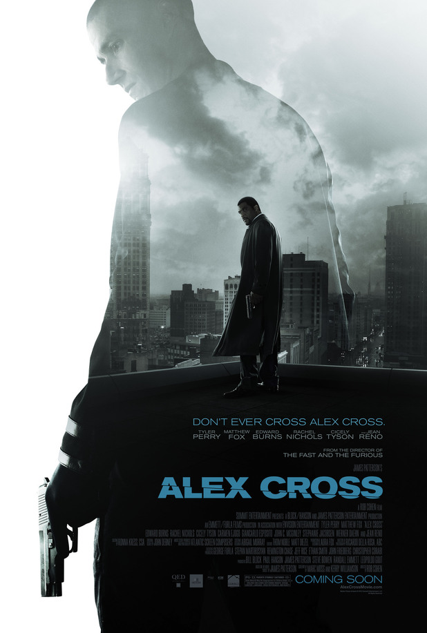 Alex Cross, still