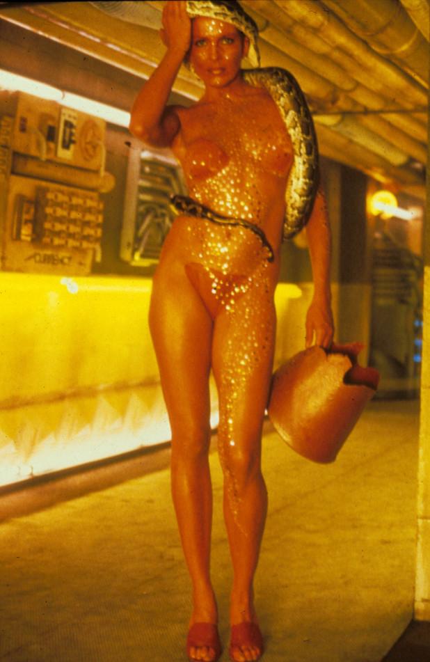 Joanna Cassidy's Zhora