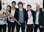 The Wanted work with LMFAO on new album