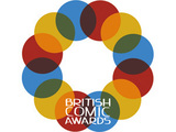 British Comic Awards Logo