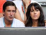 Harry Kewell and wife Sheree Murphy