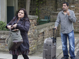 Masood finally manages to get Zainab to the train station without her spotting AJ